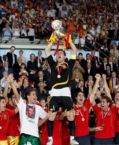 España Campeon Eurocopa 08