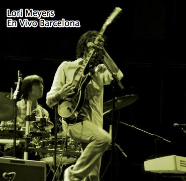 Lori Meyers - En Vivo Barcelona